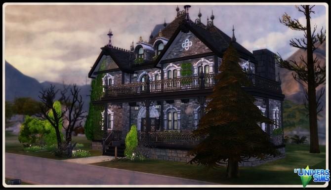 Sims 4 Hemlock Manor by Lyrasae93 at L'UniverSims