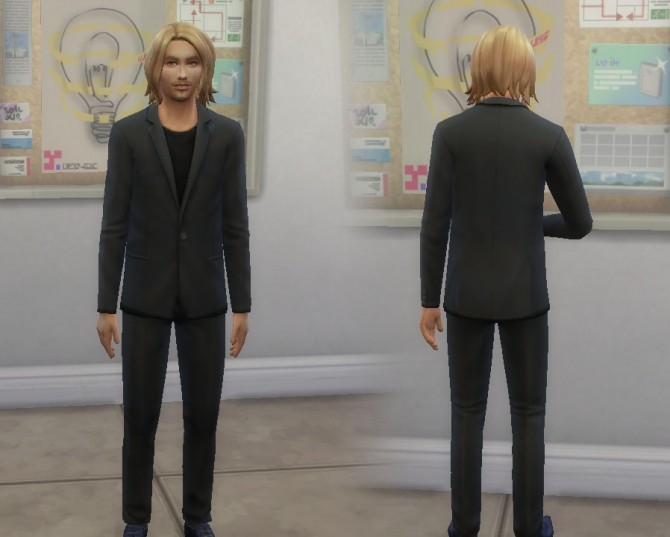 Retail Hight Suit at My Stuff image 2328 670x537 Sims 4 Updates