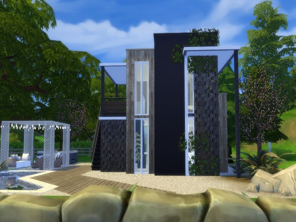 Valencia house by Suzz86 at TSR image 2329 Sims 4 Updates