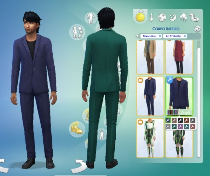 Retail Hight Suit at My Stuff image 23351 670x563 Sims 4 Updates