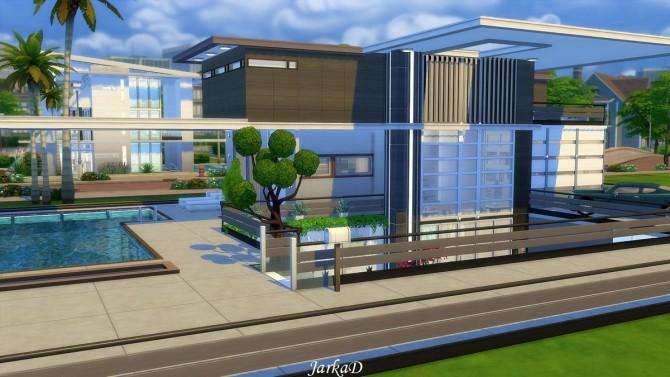Sims 4 ARIADNE villa at JarkaD Sims 4 Blog
