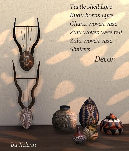 Light & Sound of Africa set at Xelenn image 247 Sims 4 Updates