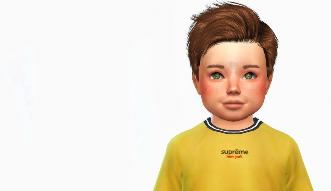 Sims 4 Lapiz Lazuli Zombrex Toddler Version at Simiracle
