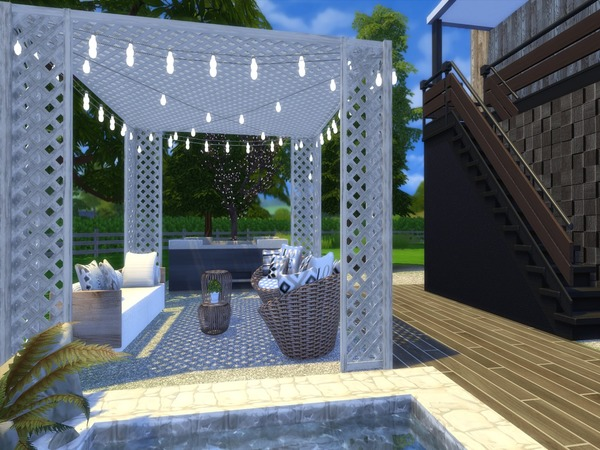 Valencia house by Suzz86 at TSR image 2525 Sims 4 Updates