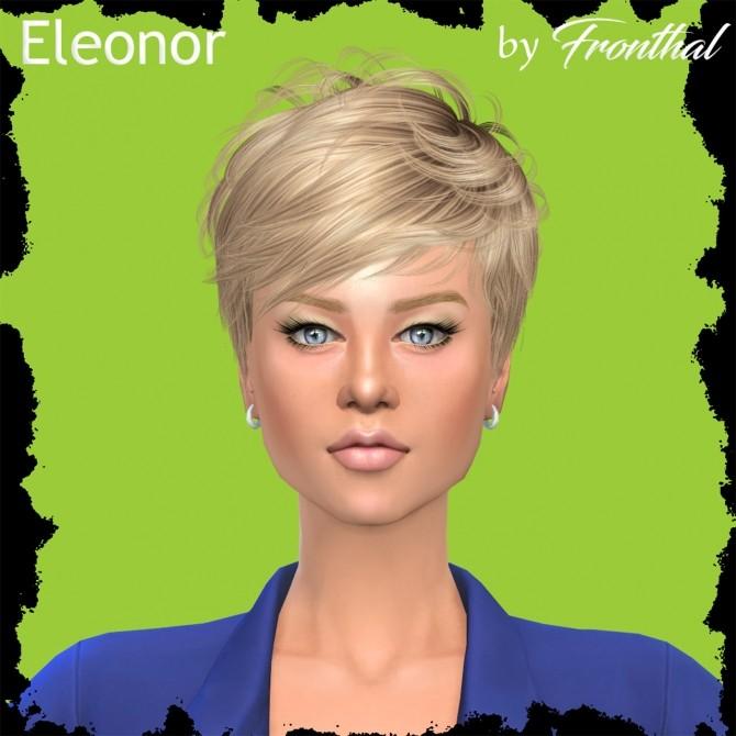 Sims 4 4 models 6.1 at Fronthal
