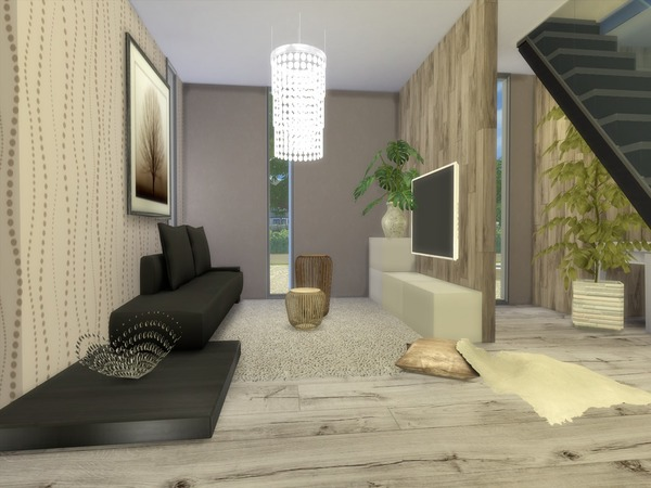 Valencia house by Suzz86 at TSR image 2626 Sims 4 Updates