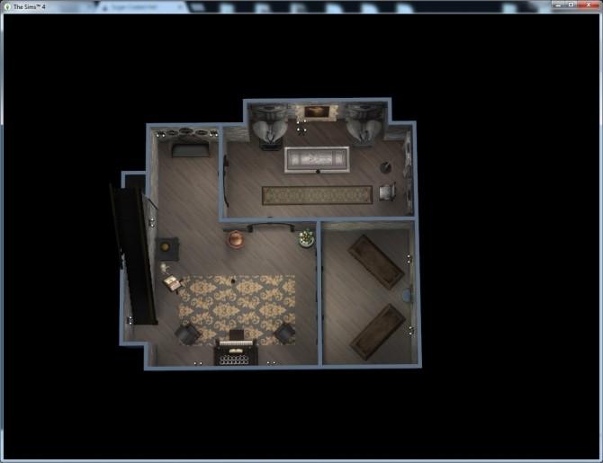 Sims 4 Castle Grey at 13pumpkin31