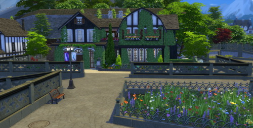 Good Old Windenburg at ChiLLis Sims image 276 Sims 4 Updates