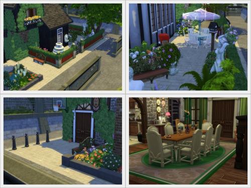 Good Old Windenburg at ChiLLis Sims image 277 Sims 4 Updates
