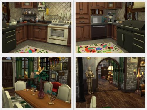 Good Old Windenburg at ChiLLis Sims image 278 Sims 4 Updates