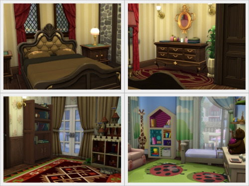Good Old Windenburg at ChiLLis Sims image 279 Sims 4 Updates