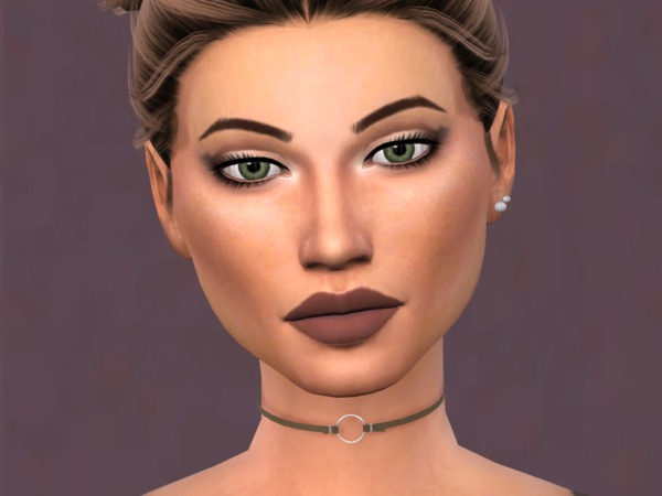 Stay Choker by Christopher067 at TSR image 2828 Sims 4 Updates