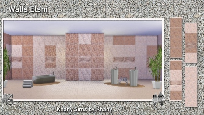 Walls ETSHI set 1 and 2 by Khany at Khany Sims image 2874 670x377 Sims 4 Updates