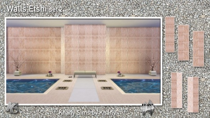 Walls ETSHI set 1 and 2 by Khany at Khany Sims image 2894 670x377 Sims 4 Updates