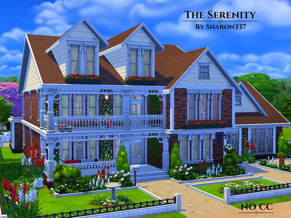 Sims 4 houses and lots downloads sims 4 updates for House plans for large lots