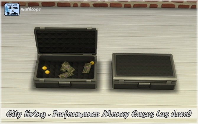 Sims 4 Performance cases at Sims 4 Studio