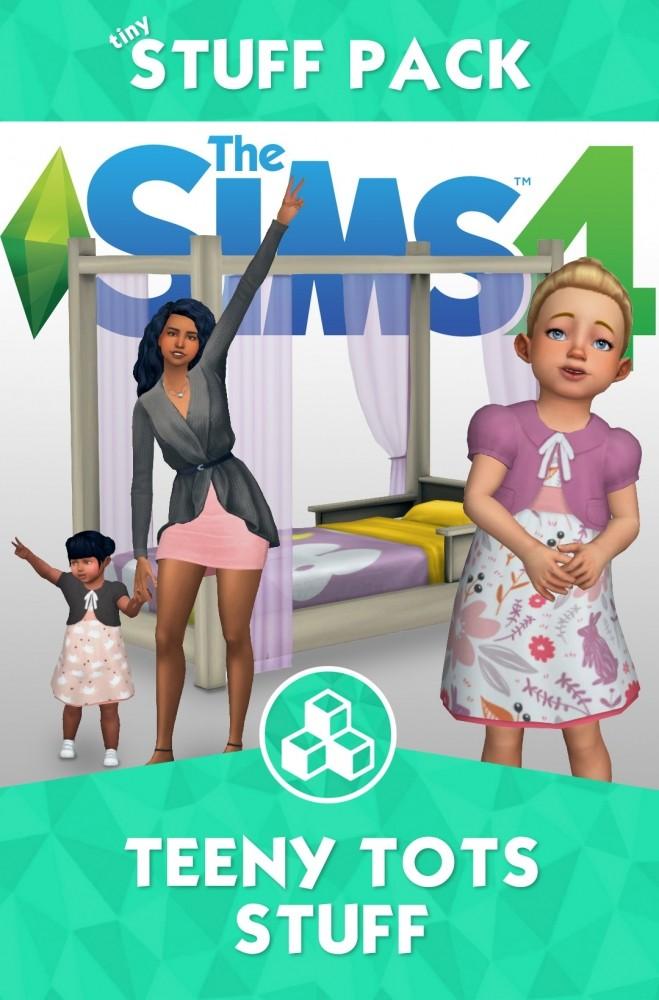 Teeny Tots Stuff at The Plumbob Tea Society image 299 659x1000 Sims 4 Updates
