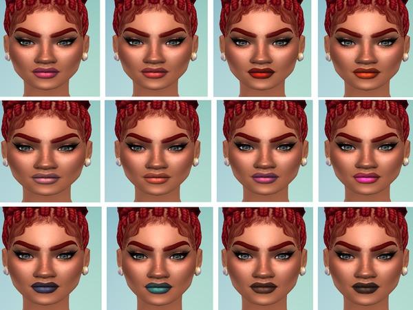 OTC Chantaje Lipbalms by opulentteacakes at TSR image 337 Sims 4 Updates