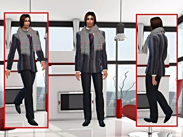 Marcel Burdeos by casmar at TSR image 3613 Sims 4 Updates