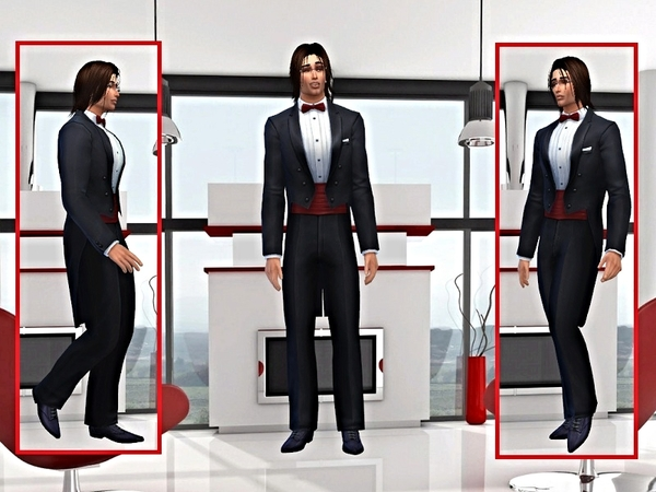 Marcel Burdeos by casmar at TSR image 3712 Sims 4 Updates