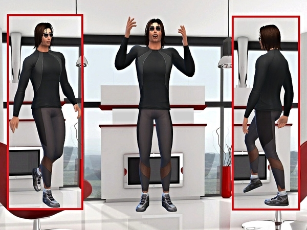 Marcel Burdeos by casmar at TSR image 3811 Sims 4 Updates