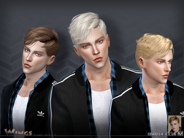 HAIR OS0214 by WingsSims at TSR image 398 Sims 4 Updates