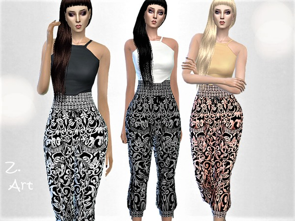 PantZ 01 by Zuckerschnute20 at TSR image 41 Sims 4 Updates