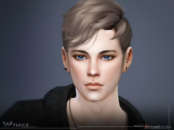HAIR OS0214 by WingsSims at TSR image 4210 Sims 4 Updates