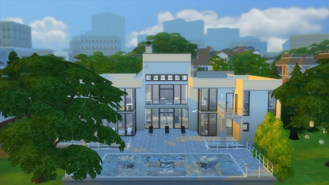 Contemporary Modern House at Sutta Sims4 image 4411 670x377 Sims 4 Updates