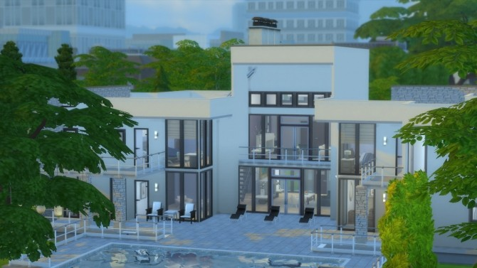 Contemporary Modern House at Sutta Sims4 image 4512 670x377 Sims 4 Updates