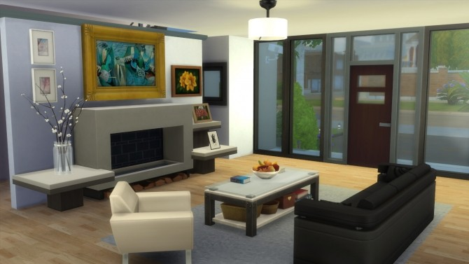 Contemporary Modern House at Sutta Sims4 image 4612 670x377 Sims 4 Updates