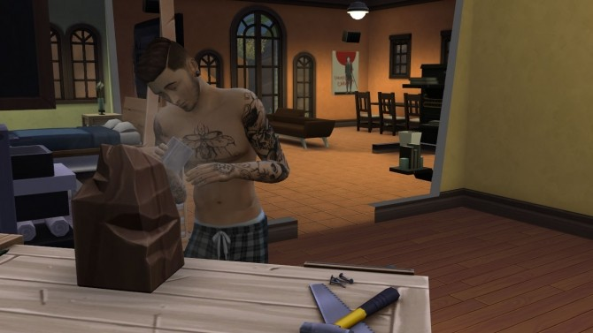 Artsy Tattoo Set by aduncan at Mod The Sims image 4710 670x377 Sims 4 Updates