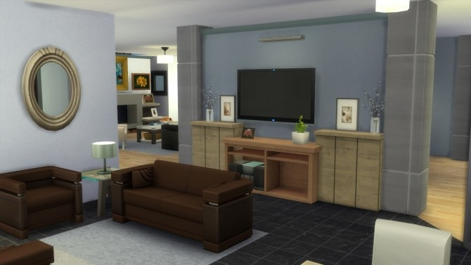 Contemporary Modern House at Sutta Sims4 image 4711 670x377 Sims 4 Updates