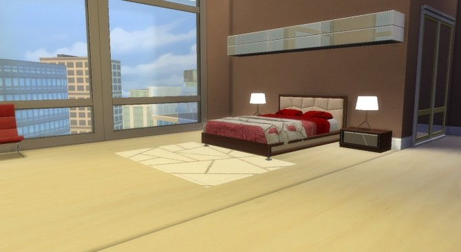 Sims 4 TORRE TERENDI apartment at Allis Sims