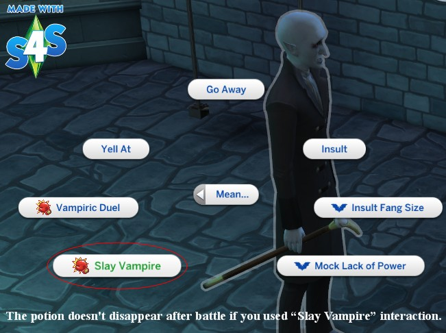 Ultimate Vampire Cure by Séri at Mod The Sims image 498 Sims 4 Updates