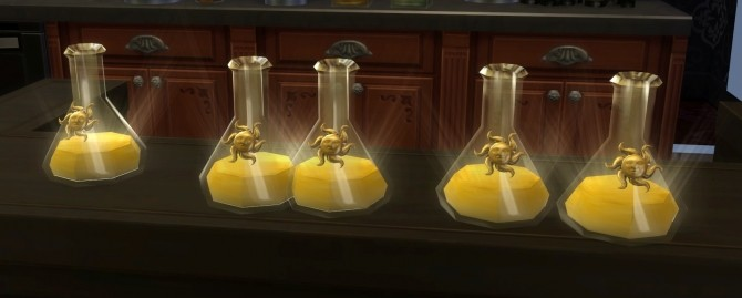Vampire Sun Potion by Séri P at Mod The Sims » Sims 4 Updates