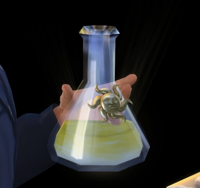 Sims 4 Vampire Sun Potion by Séri P at Mod The Sims