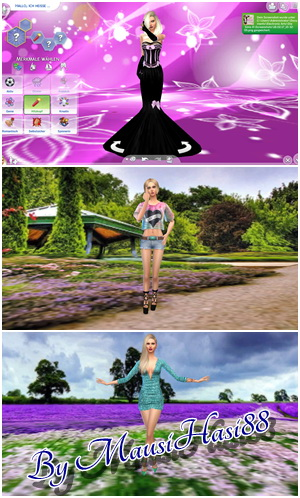 3 CAS Backgrounds at MausiHasi88 image 5713 Sims 4 Updates
