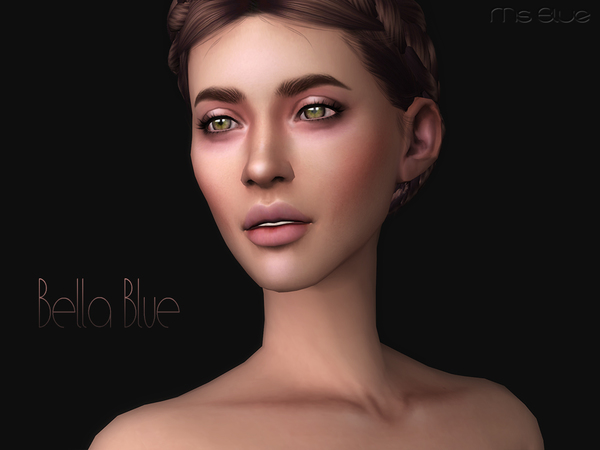 Bella Blue by Ms Blue at TSR image 5815 Sims 4 Updates