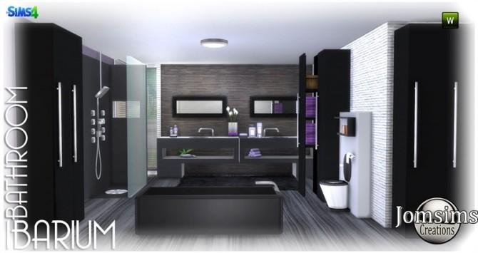 Ibarium bathroom at Jomsims Creations image 5912 670x355 Sims 4 Updates