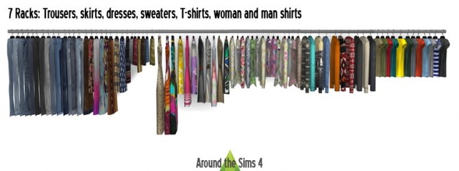Sims 4 Clothing Downloads 187 Sims 4 Updates