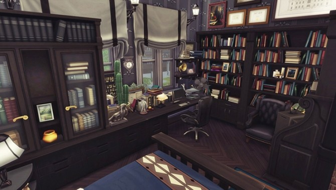 Apartment R004 by Bangsain at My Sims House image 699 670x379 Sims 4 Updates