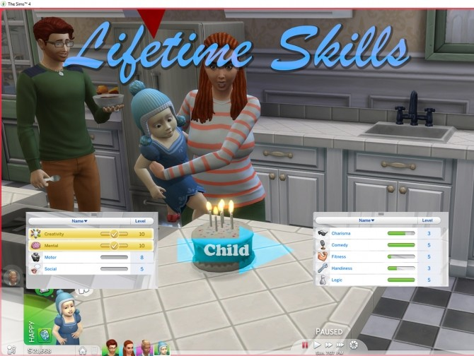 Toddler and Child Skills that carry over by TwistedMexi at Mod The Sims image 73 670x504 Sims 4 Updates