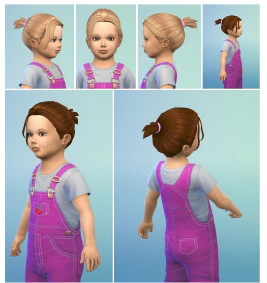 Toddler Messy Brush at Birksches Sims Blog image 739 Sims 4 Updates