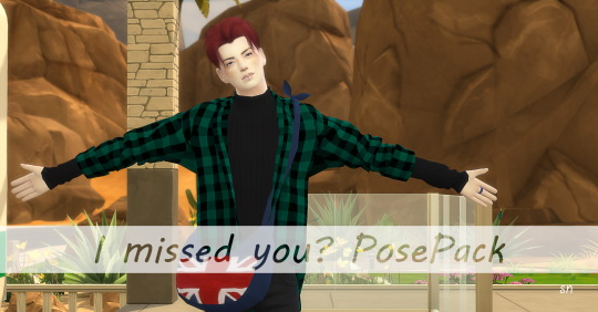 I Missed you posepack at Simsnema image 761 Sims 4 Updates