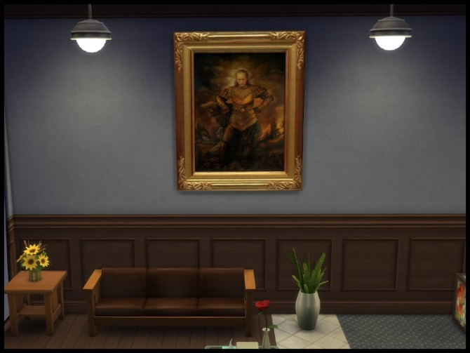 Ghostbusters Painting Vigo the Carpathian by Witchbadger at Mod The Sims image 7713 670x503 Sims 4 Updates