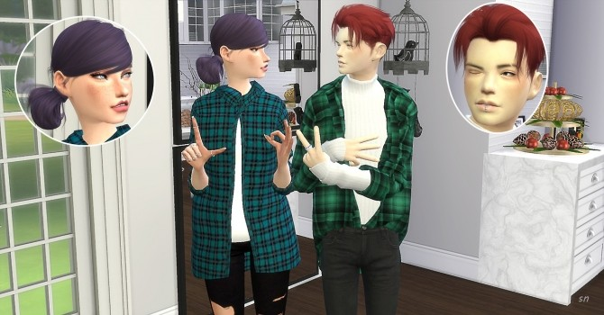 Sims 4 Love Letters Poses at Simsnema