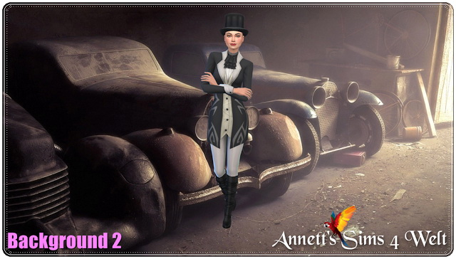 CAS Backgrounds Vintage 2017 at Annett's Sims 4 Welt image 8610 Sims 4 Updates