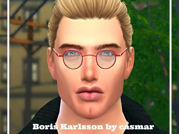 Boris Karlsson by casmar at TSR image 9117 Sims 4 Updates