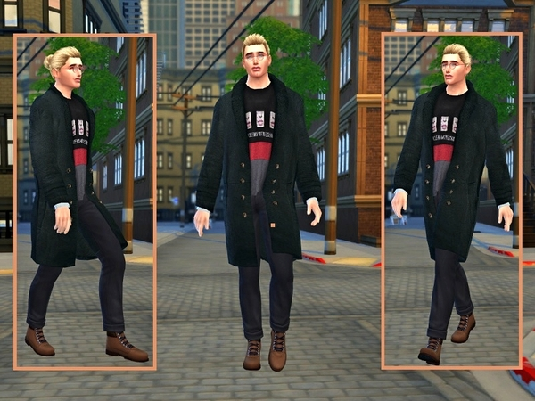 Boris Karlsson by casmar at TSR image 9214 Sims 4 Updates